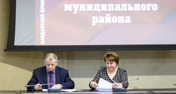 Подписание соглашений о создании агроклассов в районах области
